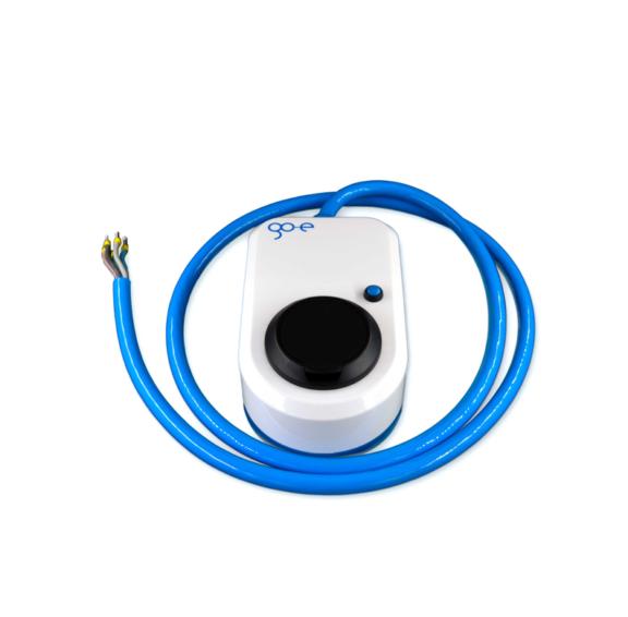 go-eCharger HOMEfix 11 kw mit Steckdose - Produktbild